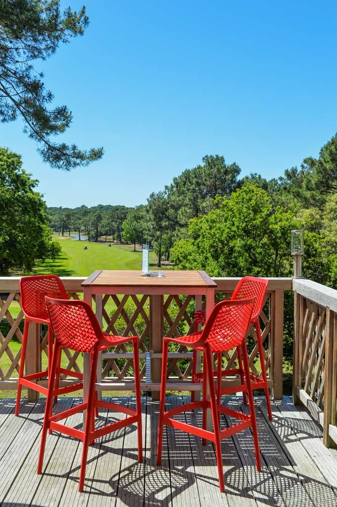 Best Western Golf Hotel Lacanau - Vista Exterior