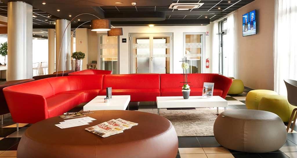 Best Western Plus Hotel Le Rhenan - Lobbyansicht
