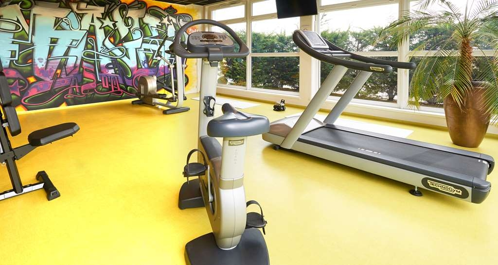 Best Western Plus Hotel Le Rhenan - Club de salud
