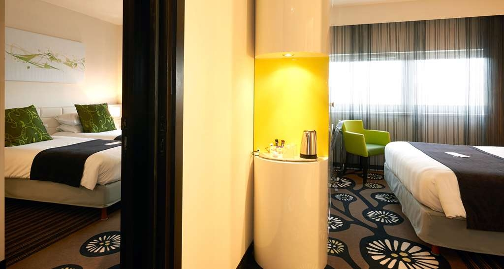 Best Western Plus Hotel Le Rhenan - Family Guest Room
