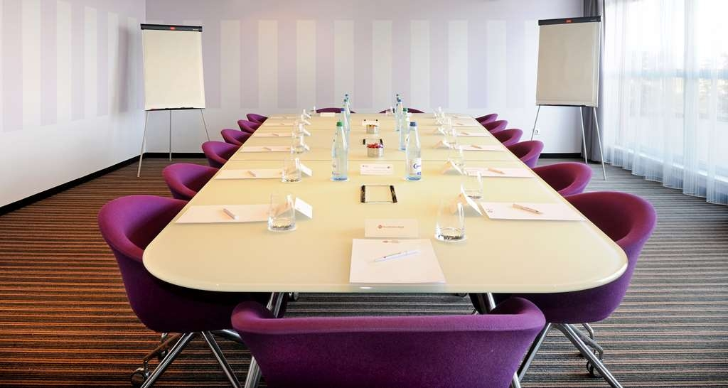 Best Western Plus Hotel Le Rhenan - Sala de reuniones