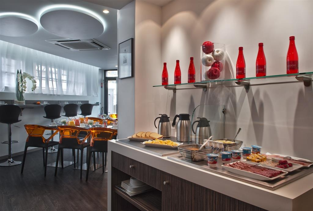 Best Western Paris Porte de Versailles - Breakfast Area