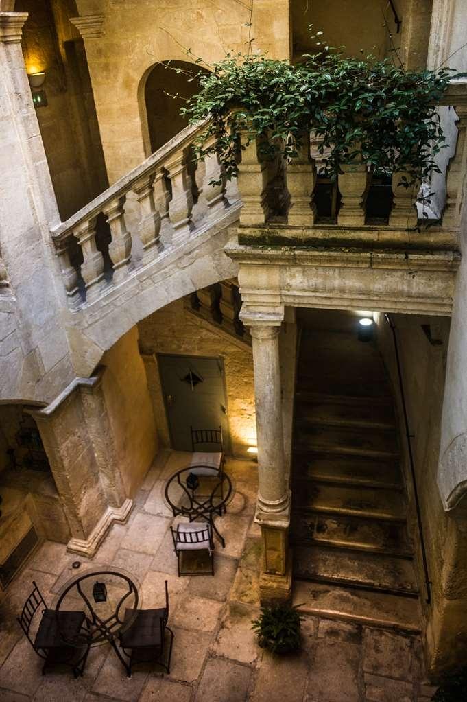 Best Western Le Marquis de La Baume - Vista del vestíbulo