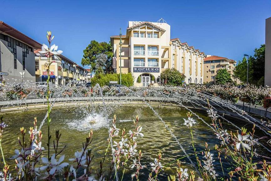 Best Western Plus Hotel Litteraire Jules Verne - Vista exterior