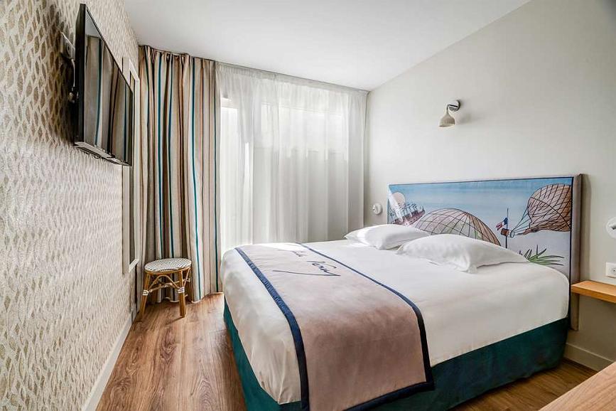 Best Western Plus Hotel Litteraire Jules Verne - Chambres / Logements