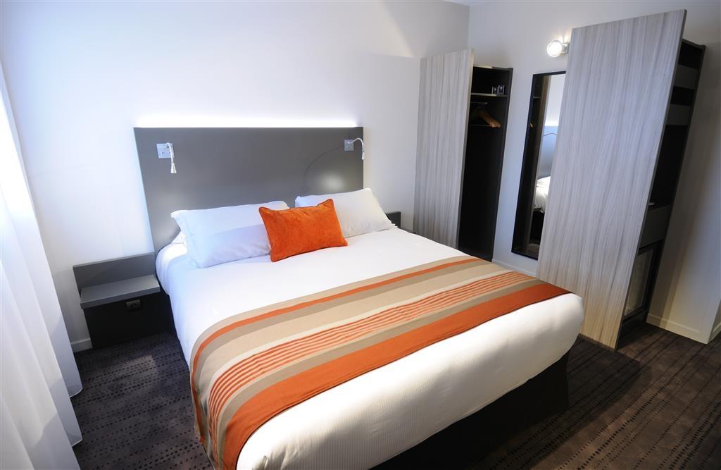 Best Western Plus Hotel & Spa de Chassieu - Habitación
