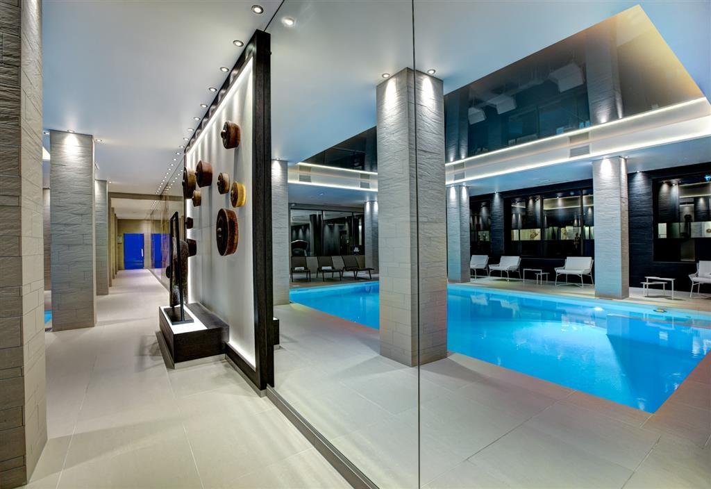 Best Western Plus Hotel & Spa de Chassieu - Indoor Swimming Pool