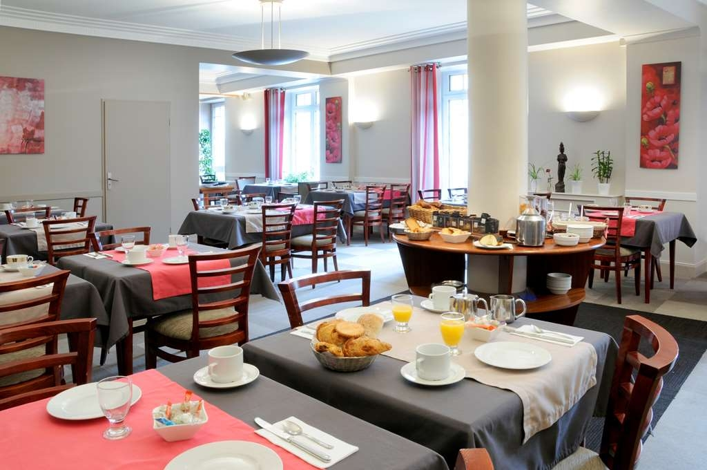 Best Western Poitiers Centre Le Grand Hotel - Restaurant / Etablissement gastronomique