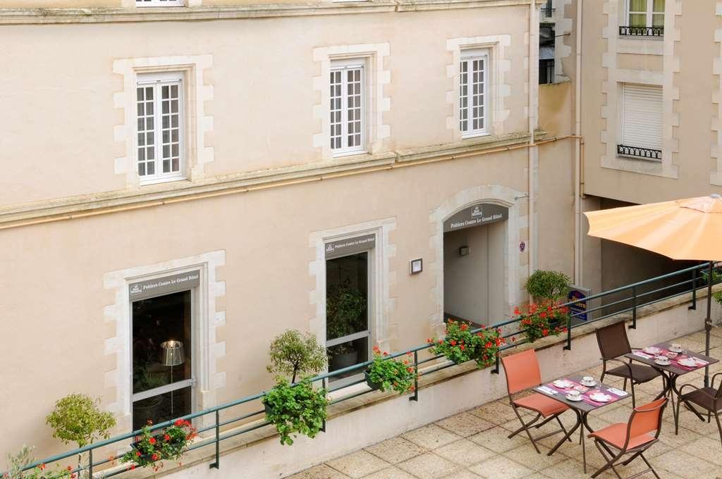 Best Western Poitiers Centre Le Grand Hotel - propriété d'agrément