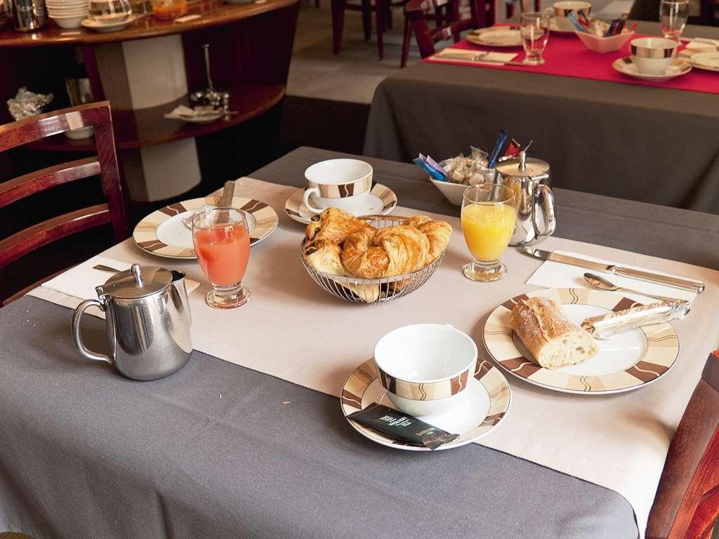 Best Western Poitiers Centre Le Grand Hotel - Restaurant / Gastronomie