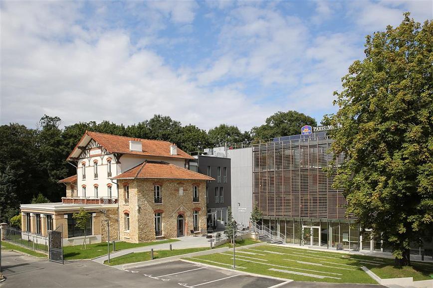Best Western Plus Paris Meudon Ermitage - Aussenansicht