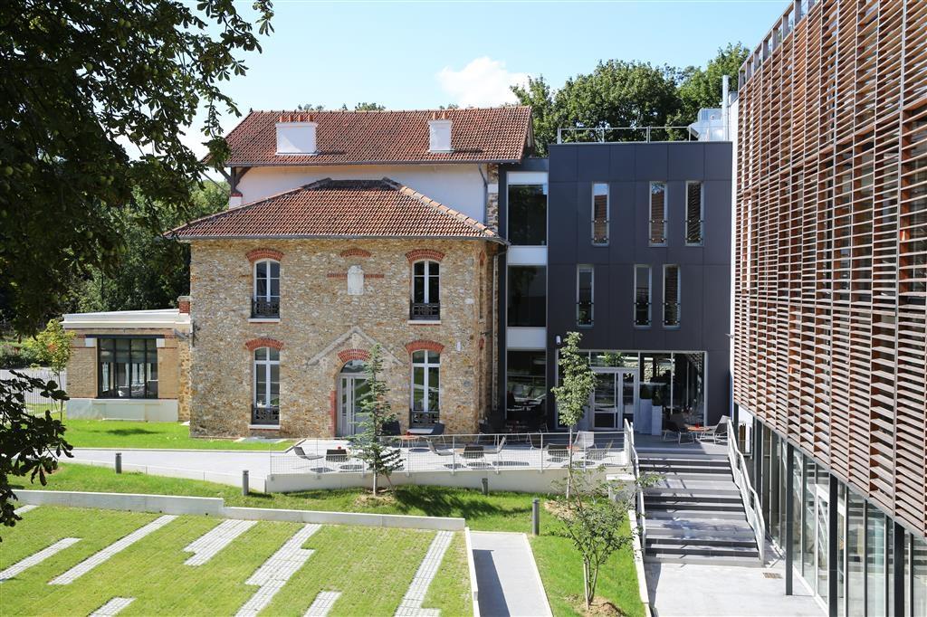 Best Western Plus Paris Meudon Ermitage - Vista esterna