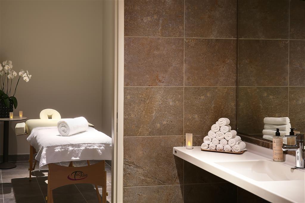 Best Western Plus Paris Meudon Ermitage - Sala massaggi