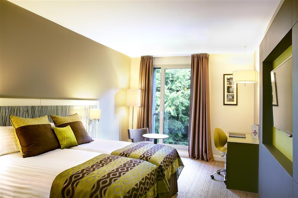 Best Western Plus Paris Meudon Ermitage - Gästezimmer