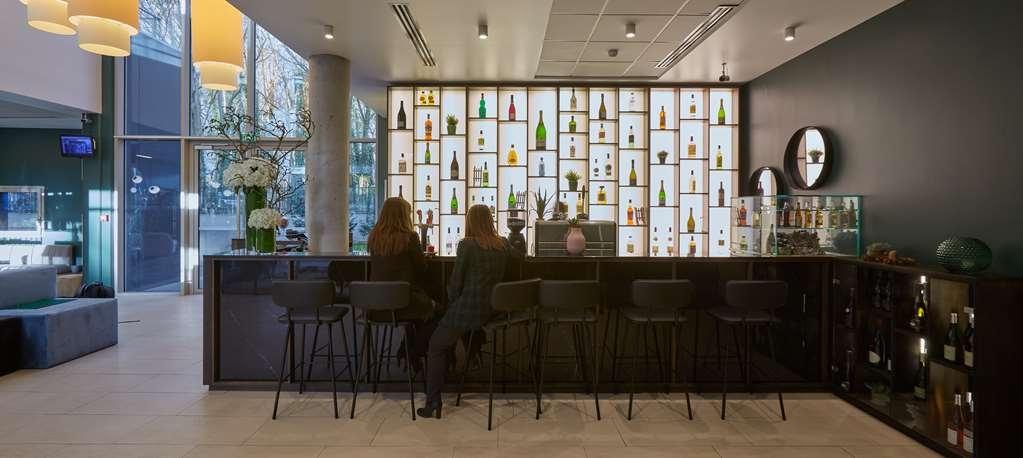 Best Western Plus Paris Meudon Ermitage - Bar/Lounge