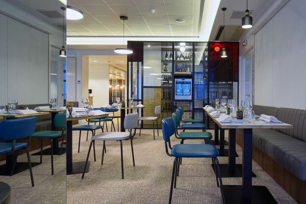 Best Western Plus Paris Meudon Ermitage - Restaurante/Comedor