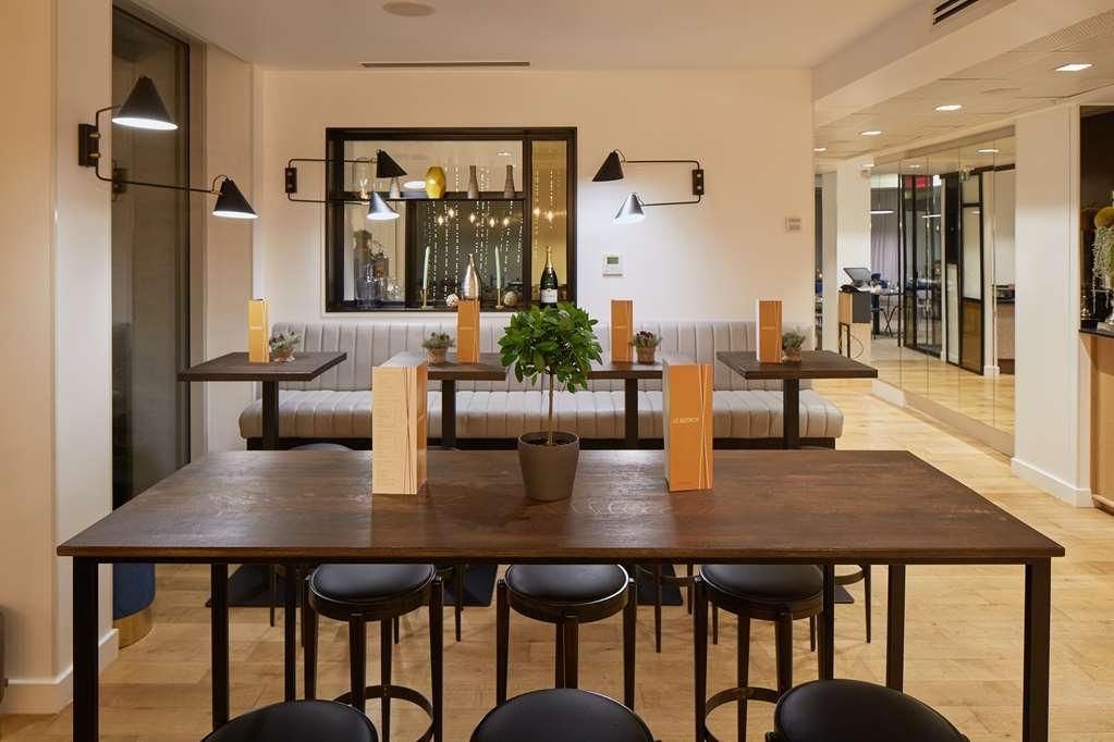 Best Western Plus Paris Meudon Ermitage - Restaurant / Gastronomie