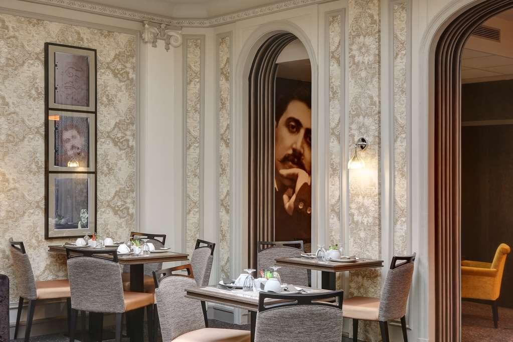 Best Western Premier Le Swann - Breakfast Area