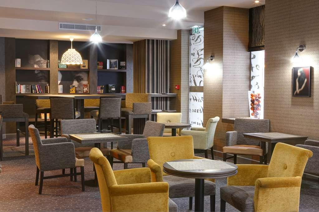 Best Western Premier Le Swann - Bar Lounge