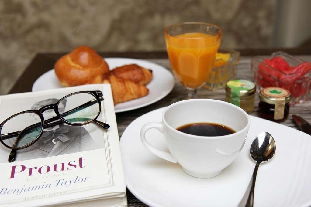 Best Western Premier Le Swann - Prima colazione a buffet