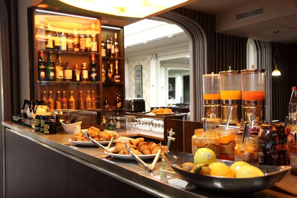 Best Western Premier Le Swann - Breakfast Bar