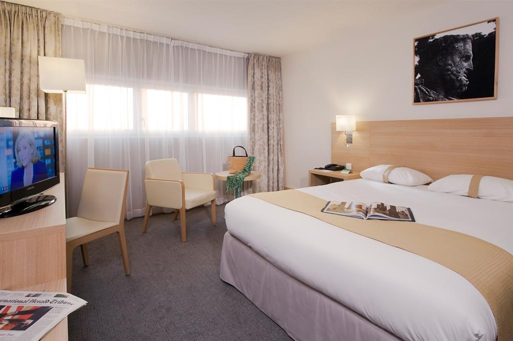 Best Western Plus Paris Orly Airport - Standardzimmer mit Queensize-Bett