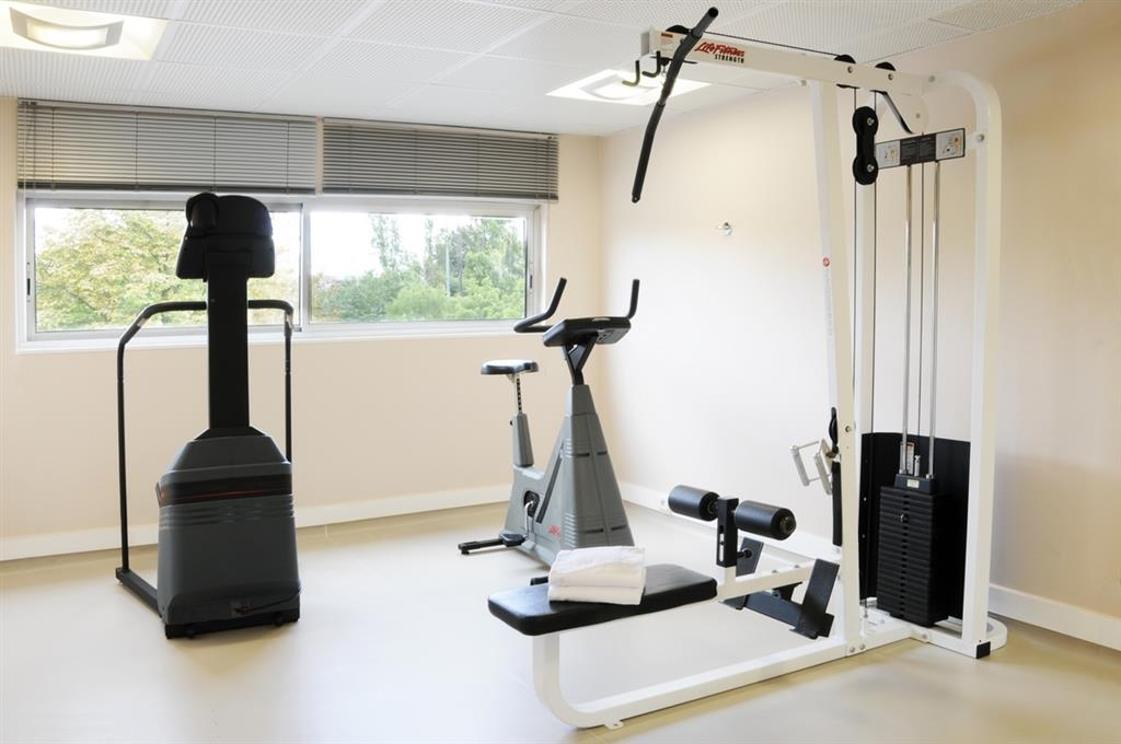 Best Western Plus Paris Orly Airport - Fitnessstudio