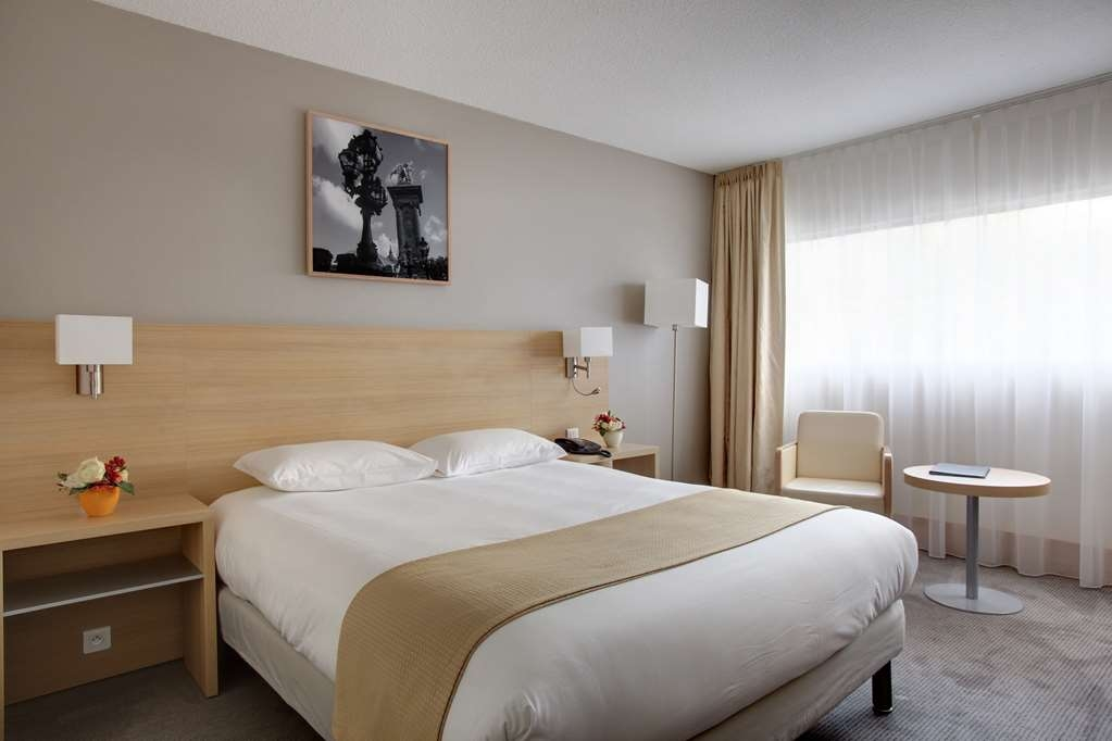 Best Western Plus Paris Orly Airport - Chambres / Logements
