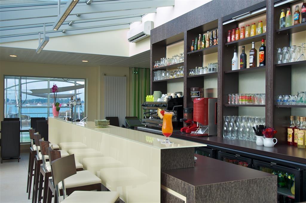 Best Western Plus Les Terrasses de Brehat - Bar