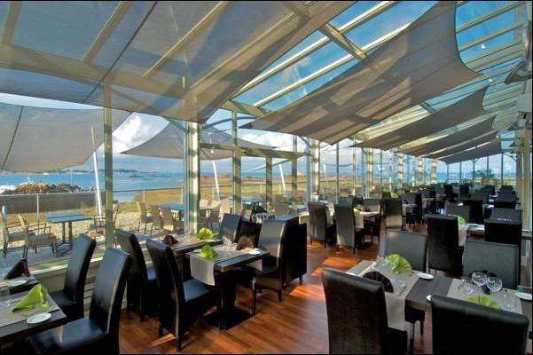Best Western Plus Les Terrasses de Brehat - Salle de petit déjeuner