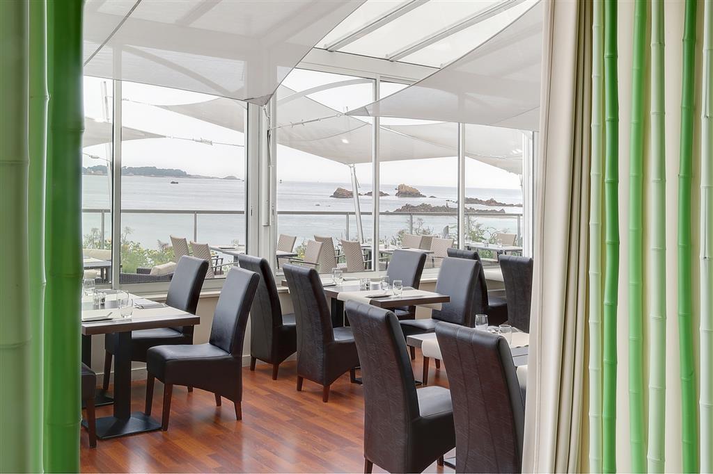 Best Western Plus Les Terrasses de Brehat - Restaurant / Gastronomie