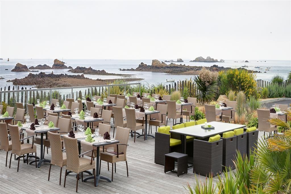 Best Western Plus Les Terrasses de Brehat - Restaurant / Etablissement gastronomique