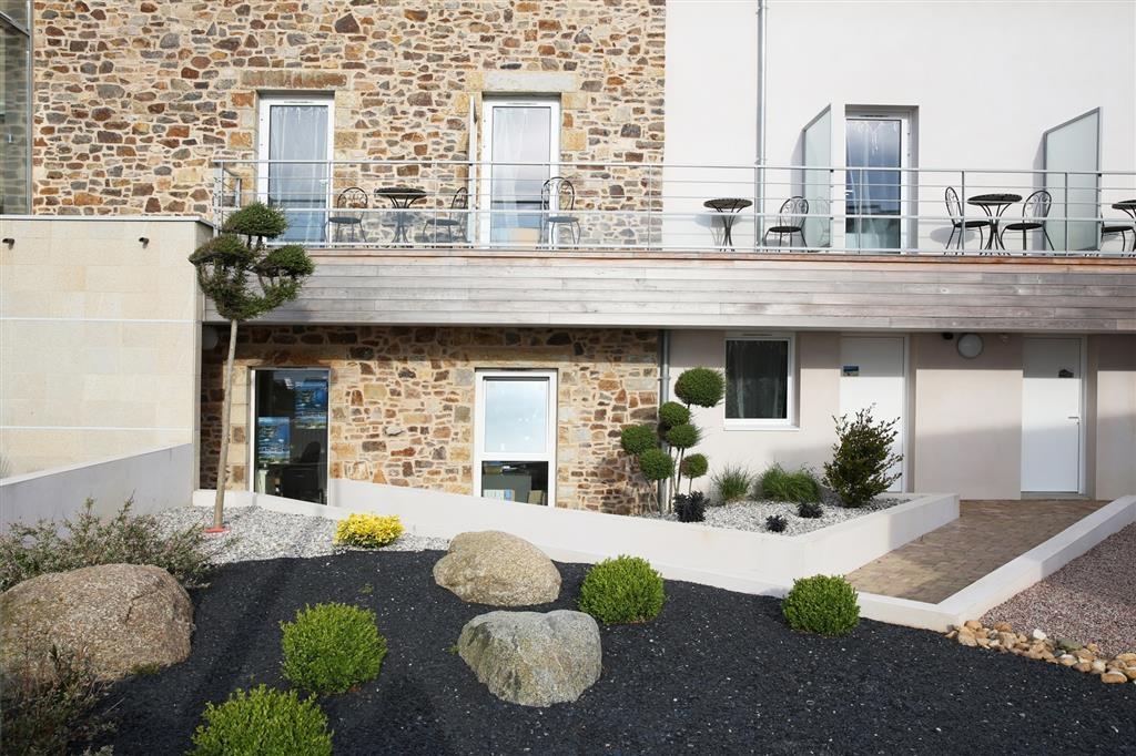 Best Western Plus Les Terrasses de Brehat - Façade