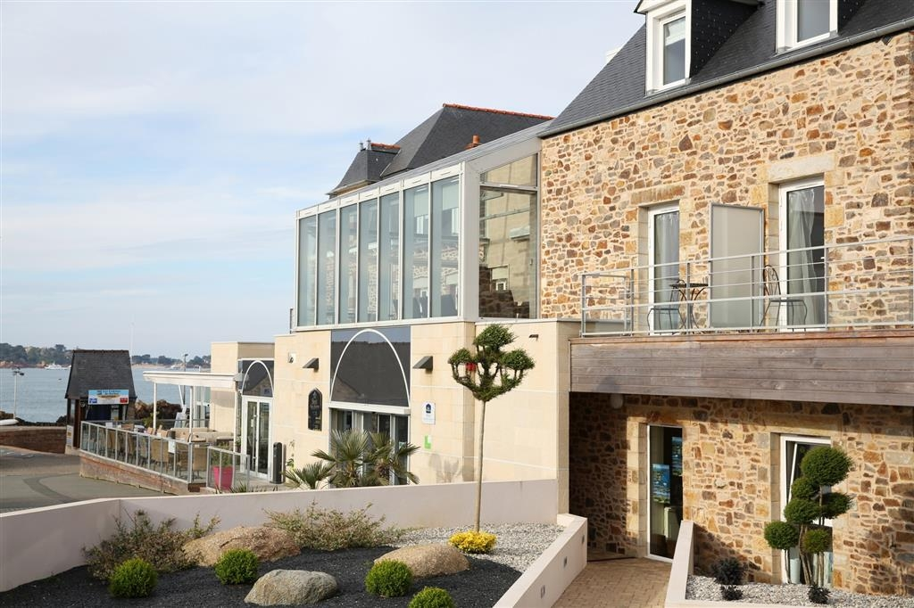 Best Western Plus Les Terrasses de Brehat - Außenansicht