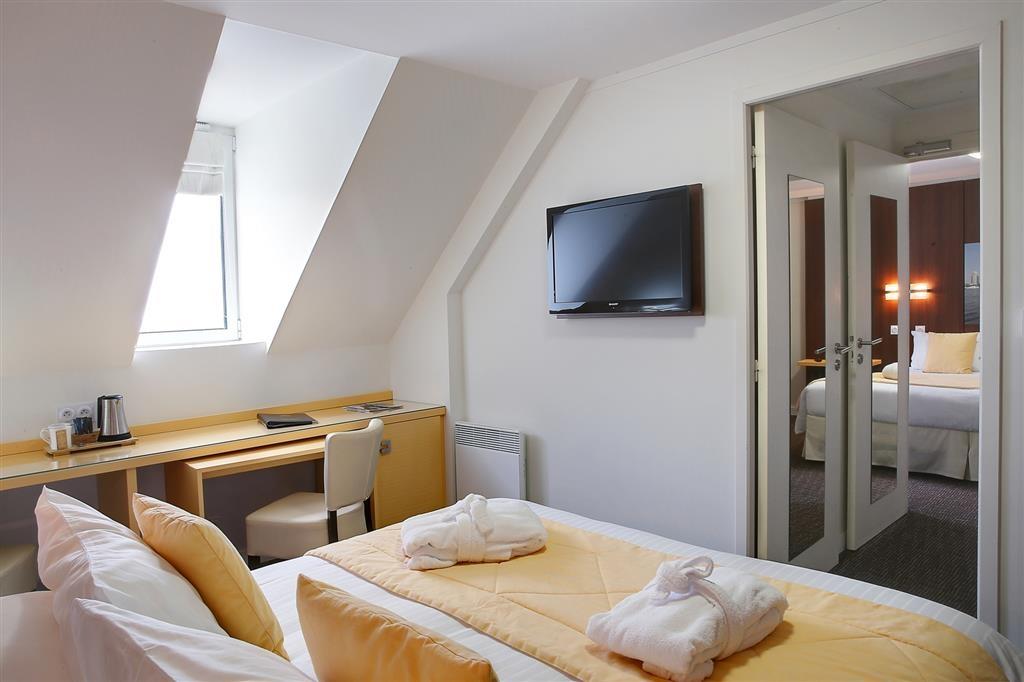 Best Western Plus Les Terrasses de Brehat - Gästezimmer/ Unterkünfte