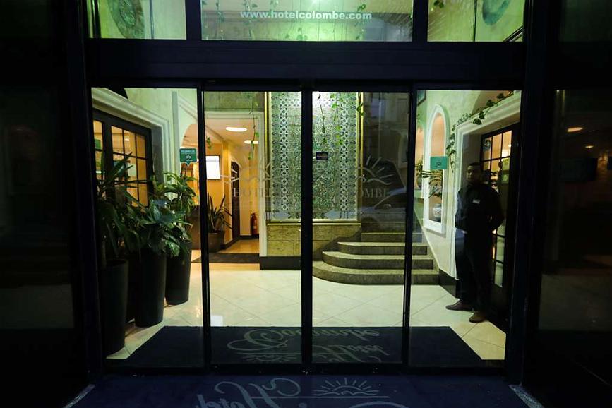 Best Western Hotel Colombe - Vue de l'extérieur