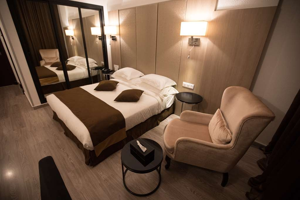 Best Western Hotel Colombe - Chambre