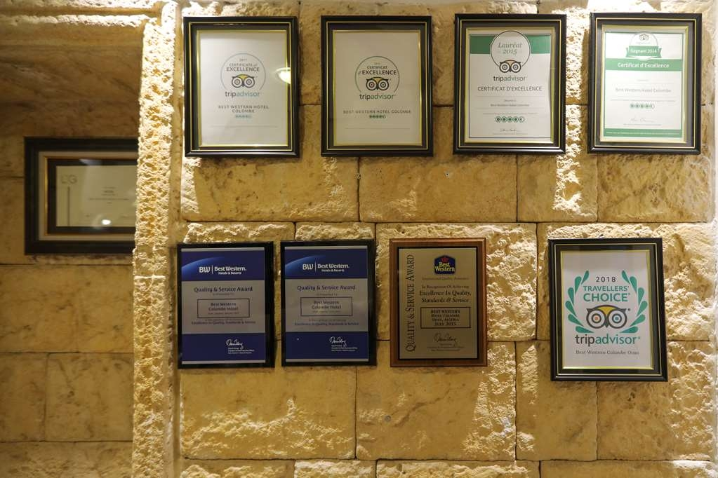 Best Western Hotel Colombe - Hall