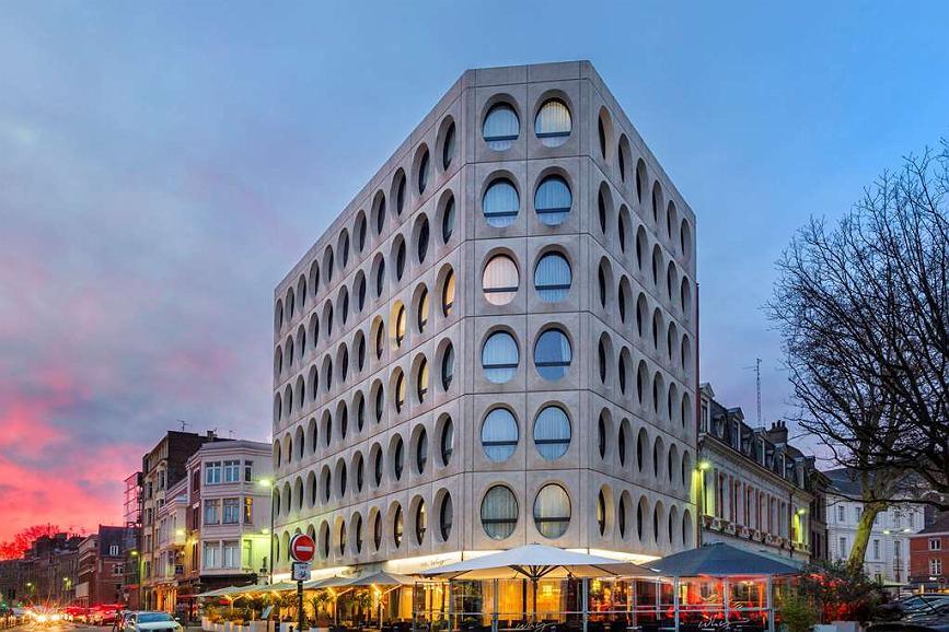 Best Western Premier Why Hotel - Vista exterior