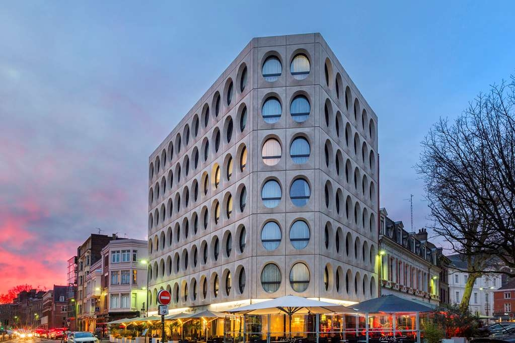 Best Western Premier Why Hotel - Facciata dell'albergo