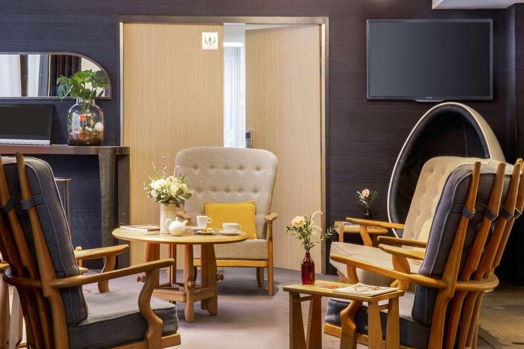Best Western Premier Why Hotel - Lobby