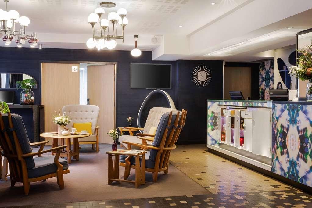 Best Western Premier Why Hotel - Reception
