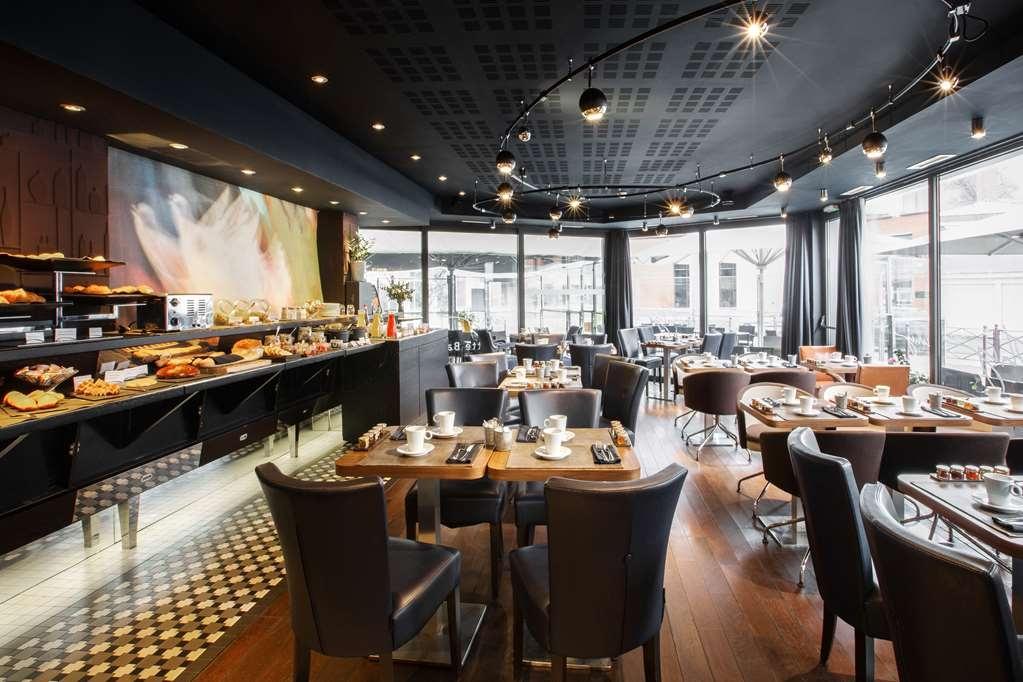 Best Western Premier Why Hotel - Breakfast Area