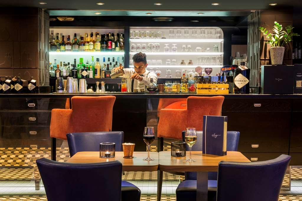 Best Western Premier Why Hotel - Bar / Lounge
