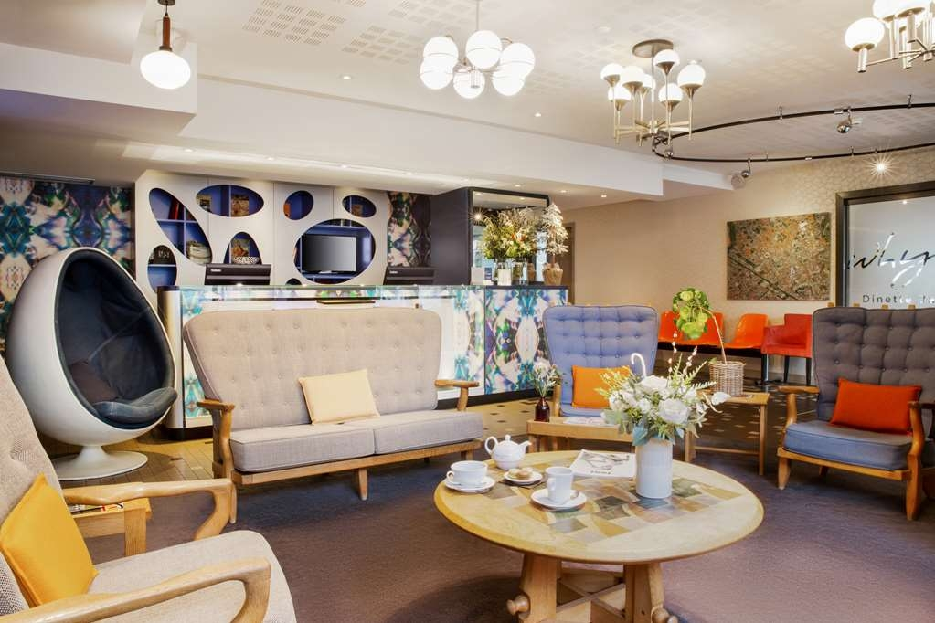 Best Western Premier Why Hotel - Hall