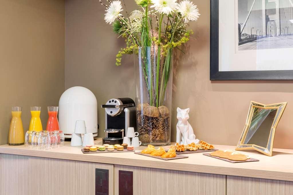 Best Western Premier Why Hotel - Breakfast