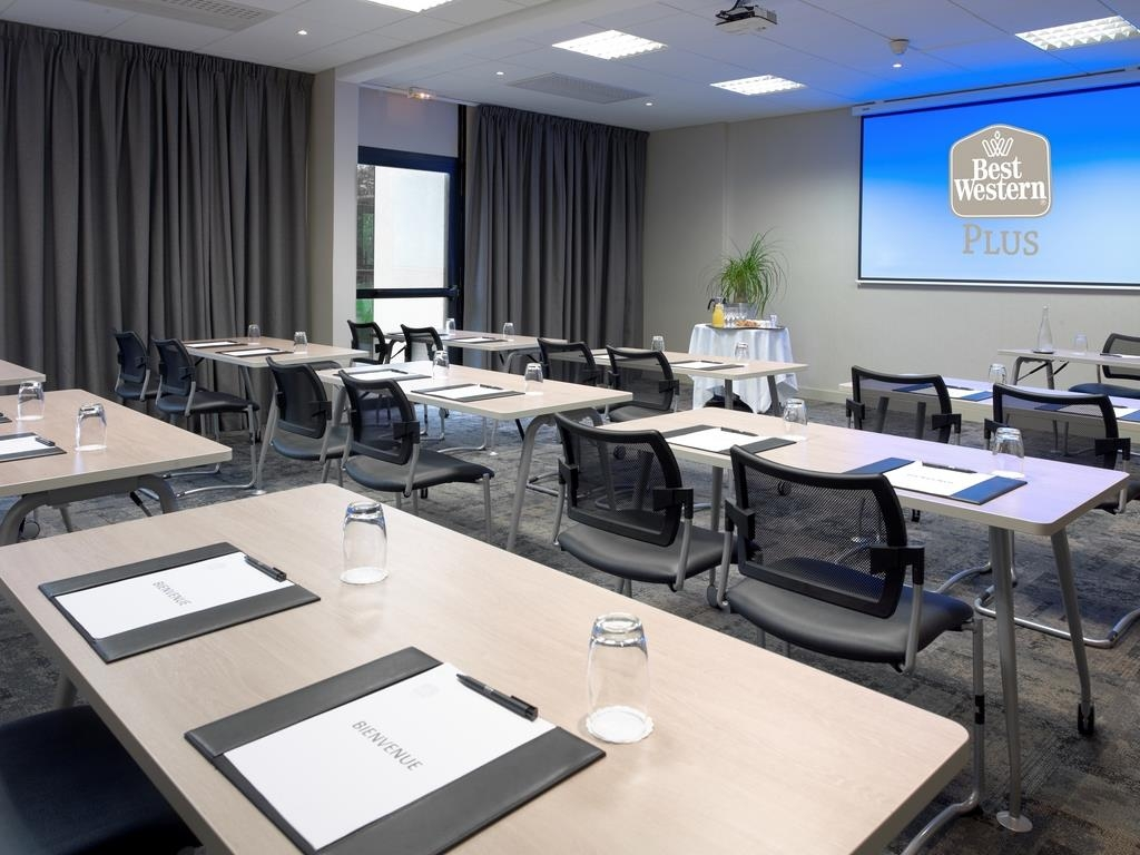 Best Western Plus Hotel Metz Technopole - Meeting Room