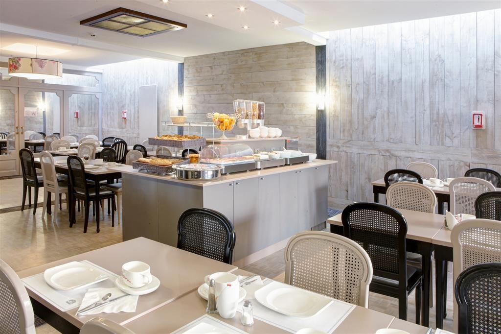 Best Western Plus L'Artist Hotel - Salle de petit déjeuner