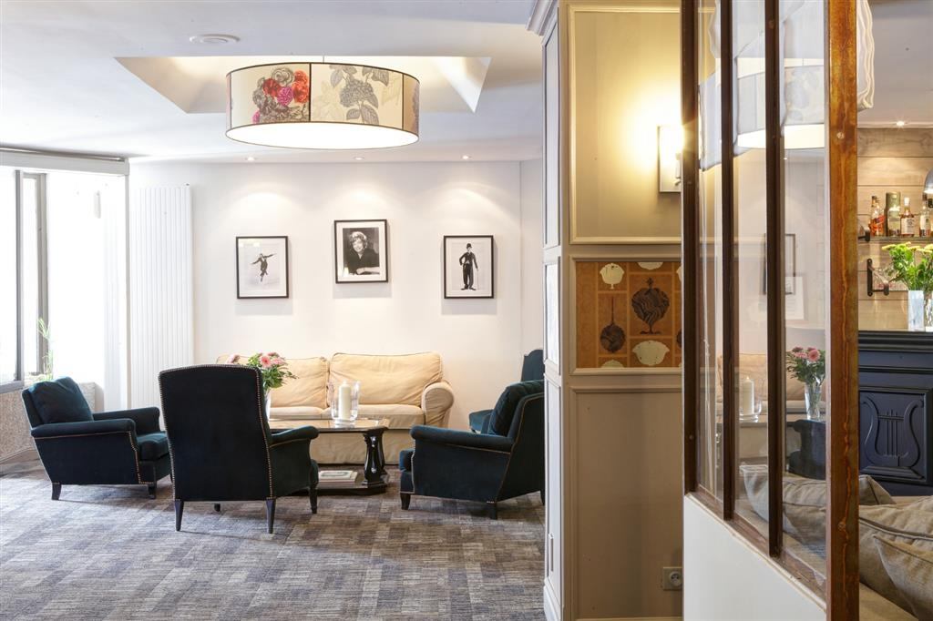 Best Western Plus L'Artist Hotel - Vestíbulo