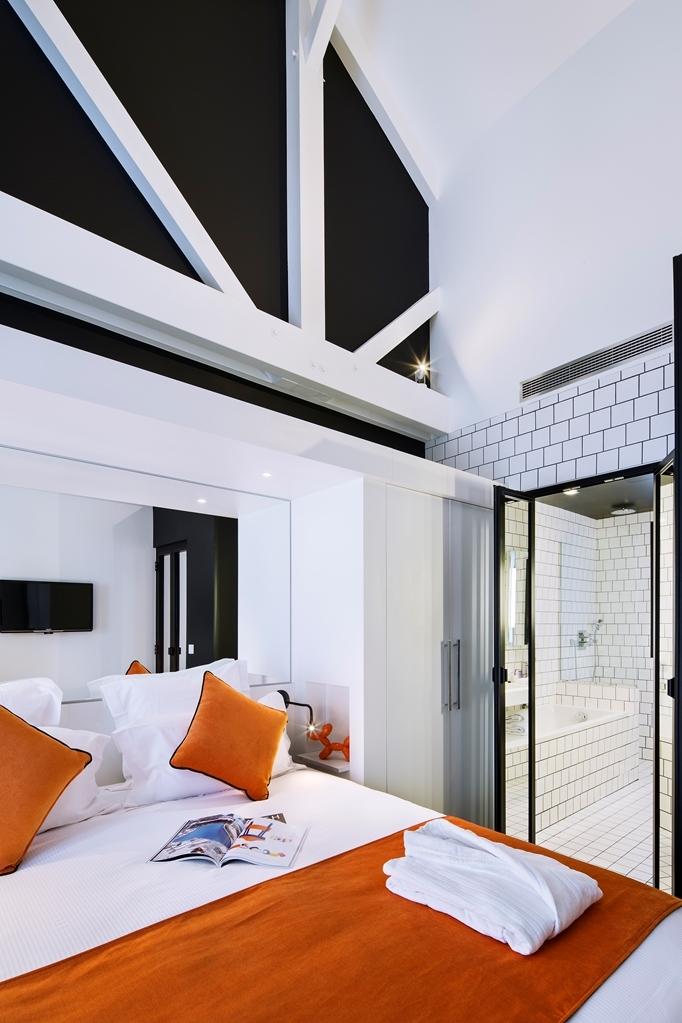 Best Western Premier Faubourg 88 - Habitaciones/Alojamientos